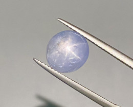 Natural Star Sapphire 4.90 Cts Naturally Untreated Gemstone