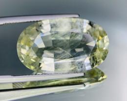 21.70 Cts Natural Beryl Gemstone