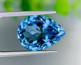 18.10 Cts Top Color Natural topaz gemstone