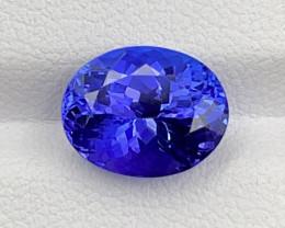 3.94 CT Tanzanite Gemstone