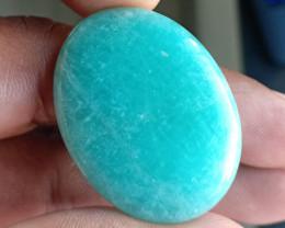 50 Ct Amazonite Gemstone 100% NATURAL AND UNTREATED VA343