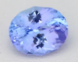Tanzanite 2.66Ct VVS Master Cut UnheatedPurplish Blue Tanzanite A3323