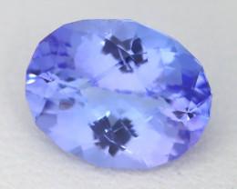 Tanzanite 2.21Ct VVS Master Cut UnheatedPurplish Blue Tanzanite C3315
