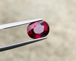 4.26cts  Natural Red Garnet Gemstone   SKU : 144