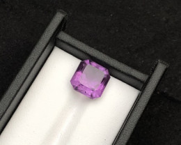 Top Grade Spider Cut 6.79 cts of Natural Amethyst Ring Size