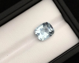 Top Grade 3.60 ct lovely Aquamarine Ring Size