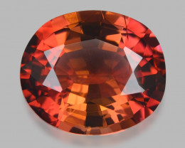3.87 Cts Awesome Grade Sparkling Tourmaline ~ Mozambique TMF18