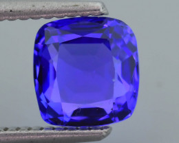 AAA Grade Tanzanite 2.15  ct Attractive Blue Hue SKU-39