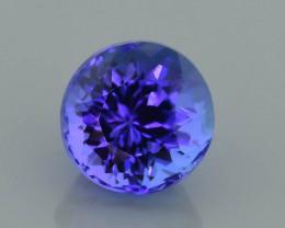 AAA Grade Tanzanite 1.90 ct Attractive Blue Hue SKU-39