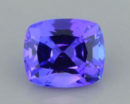 AAA Grade Tanzanite 2.60 ct Attractive Blue Hue SKU-39