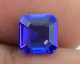AAA Grade Tanzanite 2.75  ct Attractive Blue Hue SKU-39