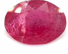 Winza Ruby 3.05ct Tanzania