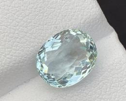 2.80 Carats Natural Aquamarine Gemstone