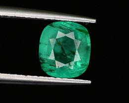1.55 ct Natural Emerald - Swat