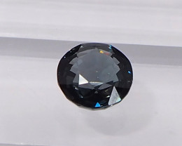 1.84ct natural grey spinel