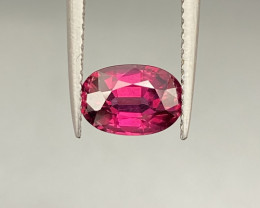 Natural Rhodolite 2.15 cts Sparkling Gemstone