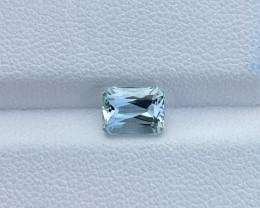 1.13 CTs Top Aquamarine Gem