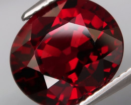 6.94 Ct.100% Natural Earth Mined Red Rhodolite Garnet Africa
