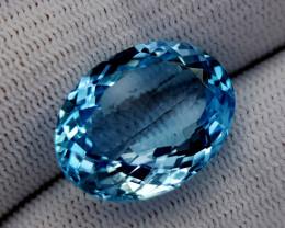 19.45CT BLUE TOPAZ BEST QUALITY GEMSTONE IIGC66