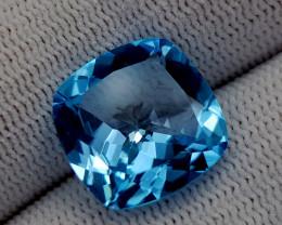 10.75CT BLUE TOPAZ BEST QUALITY GEMSTONE IIGC66