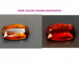 2.45CT RARE BASTNASITE COLOR CHANGE  BEST QUALITY GEMSTONE IIGC66