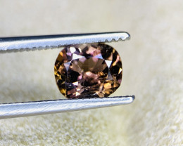 1.00 Cts color Change Natural  Axinite Gemstone