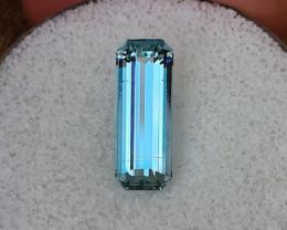 2,86ct Aquamarine - Master cut!