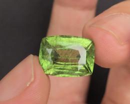 11.05 CT Natural Beautiful Rutile Peridot Gemstone