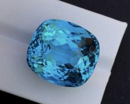 Sky Blue Topaz 50.15Ct Natural Blue Topaz Topaz Gemstone