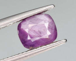 Natural Ruby 3.47  Cts from Guinea