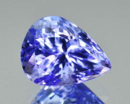 Natural Tanzanite 4.30 Cts Top Grade  Faceted Gemstone