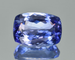 Natural Tanzanite 4.74 Cts Top Grade  Faceted Gemstone