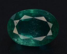 AAA Grade 1.80 Ct Natural Zambian Emerald