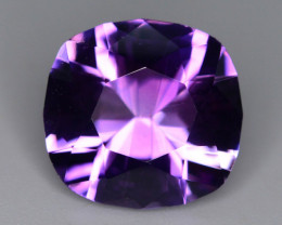 Top Grade Spider Cut 4.90 cts of Natural Amethyst Ring Size ~RB