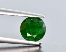 1.00 Crt Demantoid Garnet Diamond Cut - Baluchistan