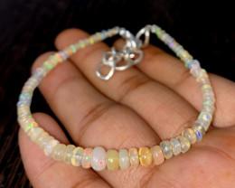 15.60 Crts Natural Ethiopian Welo Opal Bracelet 105