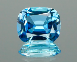 *NR* Top Santa Maria Color Aquamarine 0.73Ct