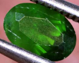 0.90 CTS CHROME DIOPSIDE BEAUTIFUL GREEN COLOUR  PG-578preciousgems