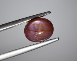 Natural Ruby Cabochon 2.69 Cts from Guinea