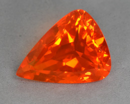5.11 Cts Fabulous Amazing Color Natural Mexican Fire Opal