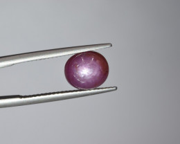 Natural Ruby Cabochon 3.64 Cts from Guinea