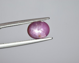 Natural Ruby Cabochon 3.14Cts from Guinea