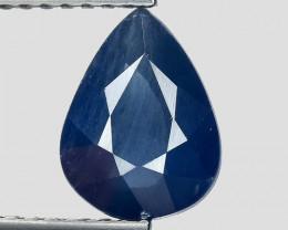 2.16Ct Natural Blue Sapphire Good Quality  Gemstone. BS 09