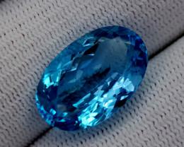 18.45CT BLUE TOPAZ BEST QUALITY GEMSTONE IIGC67