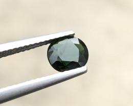 0.85cts Natural Green Chrome Tourmaline Gemstone   SKU : 162