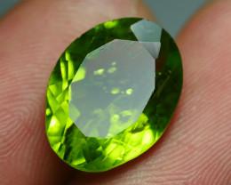 6.490CRT BEAUTY GREEN PERIDOT  -