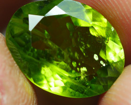 6.475CRT BEAUTY GREEN PERIDOT -