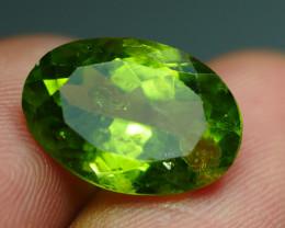 6.455CRT BEAUTY GREEN PERIDOT -