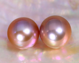 8.1mm 7.79Ct Natural Australian South Sea Pink Color Pearl A0274