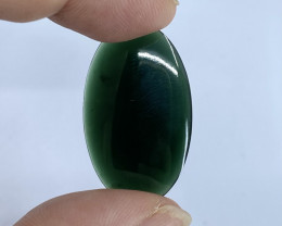 15.58ct Natural Type A Jadeite Cabochon